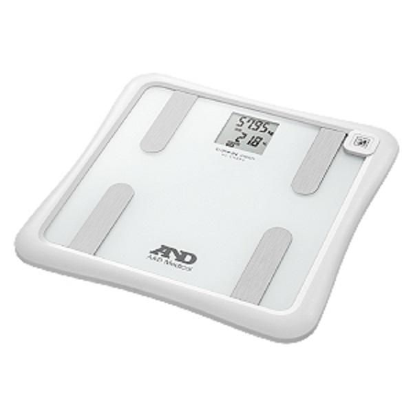 【�潟Gー・アンド・デイ】NFC通信機能付・体組成計  UC-411NFC-JC1  白