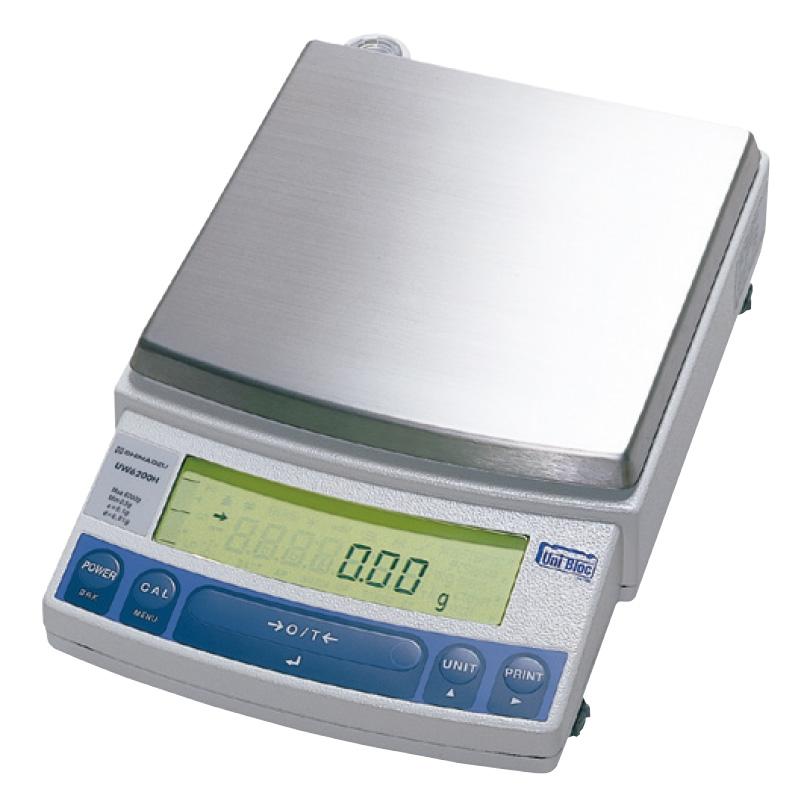 【�鞄�津製作所】上皿電子天びん  UW4200HV  特定計量器・校正分銅内蔵型