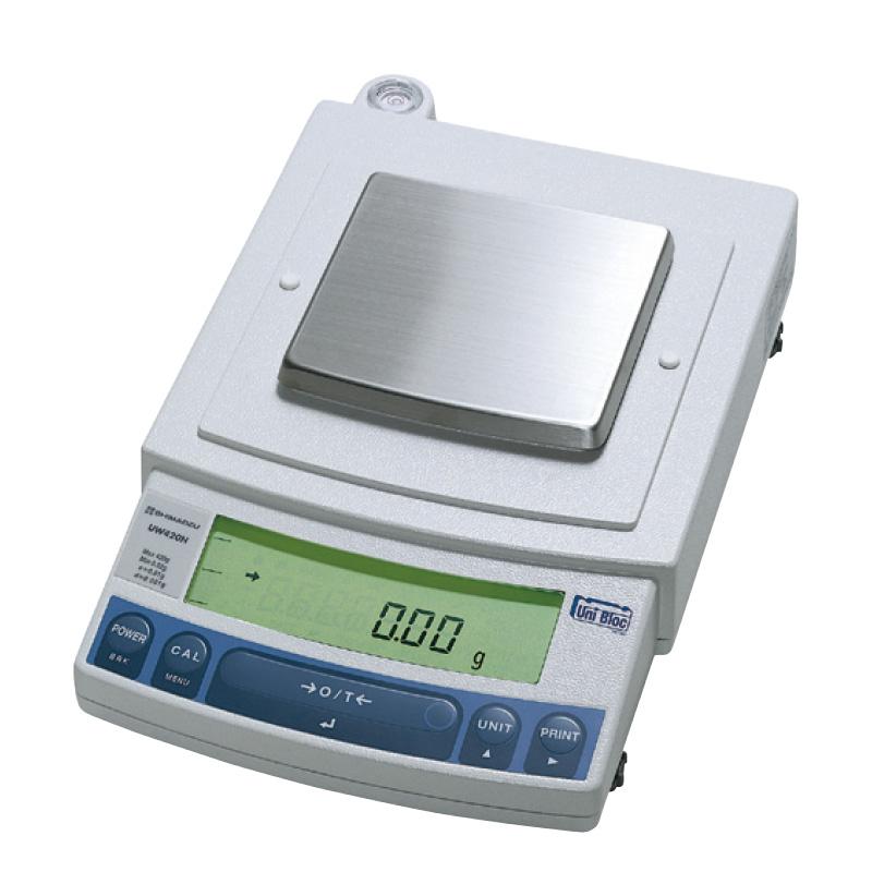 【�鞄�津製作所】上皿電子天びん  UW620HV  特定計量器・校正分銅内蔵型