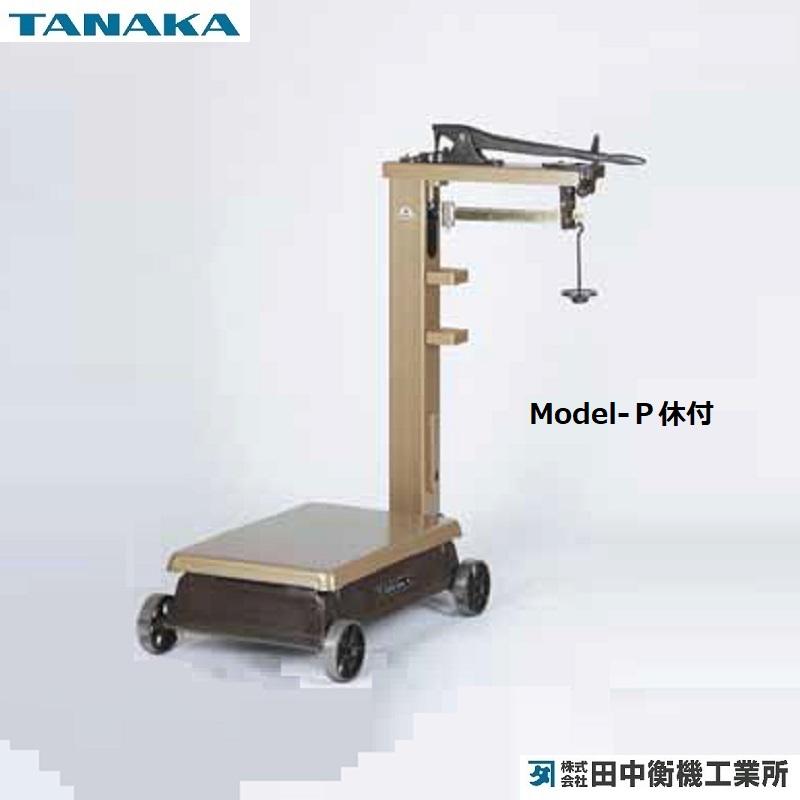【�鞄c中衡機工業所】規格台ひょう P-250 (車付・休付・金筒):250kg/100g・3号