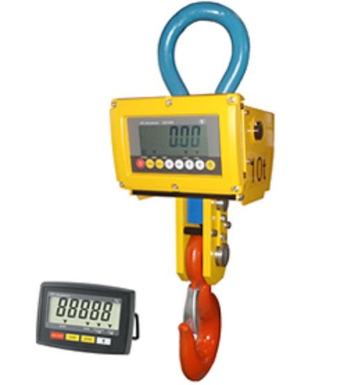 【JFEアドバンテック�梶z防水型クレーンスケール  ATHW2-50BPL  手元表示器付・大容量バッテリ