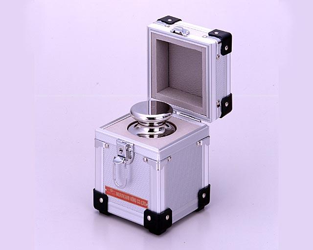 【�椛コ上衡器製作所】OIML型標準分銅(F2級)5kg円筒型