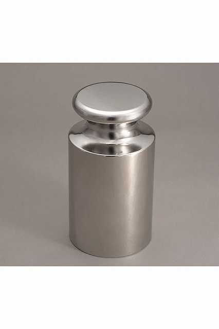 【�椛蜷ウ天びん製作所】OIML型円筒分銅:20g(非磁性ステンレス鋼製)F1級(特級)F1CSO-20G
