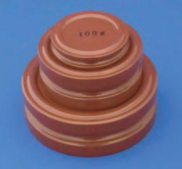 【�椛蜷ウ天びん製作所】円盤型分銅(鉄製)M2級20gM2DF-20G
