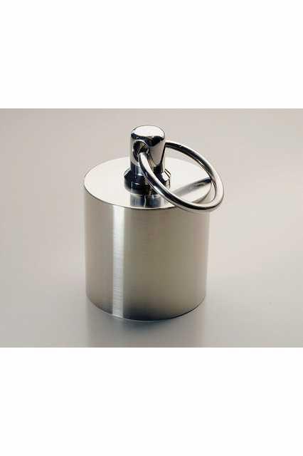 【�椛蜷ウ天びん製作所】特殊分銅(円筒型)環付B型:M1級5kgM1CSB-5KR