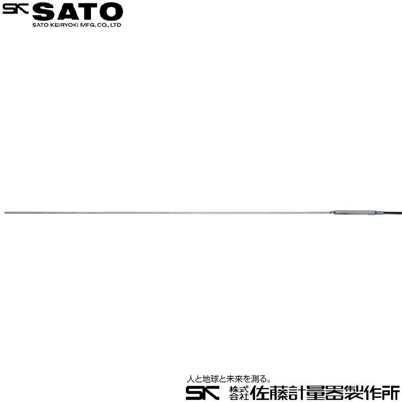 【(株)佐藤計量器製作所】SK-270WP用サーミスタセンサ  S270WP-21:スリーブセンサ