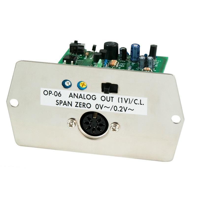 【�潟Gー・アンド・デイ】GX-06  アナログ電圧出力(0〜1V/0.2〜1V)/カレントループ