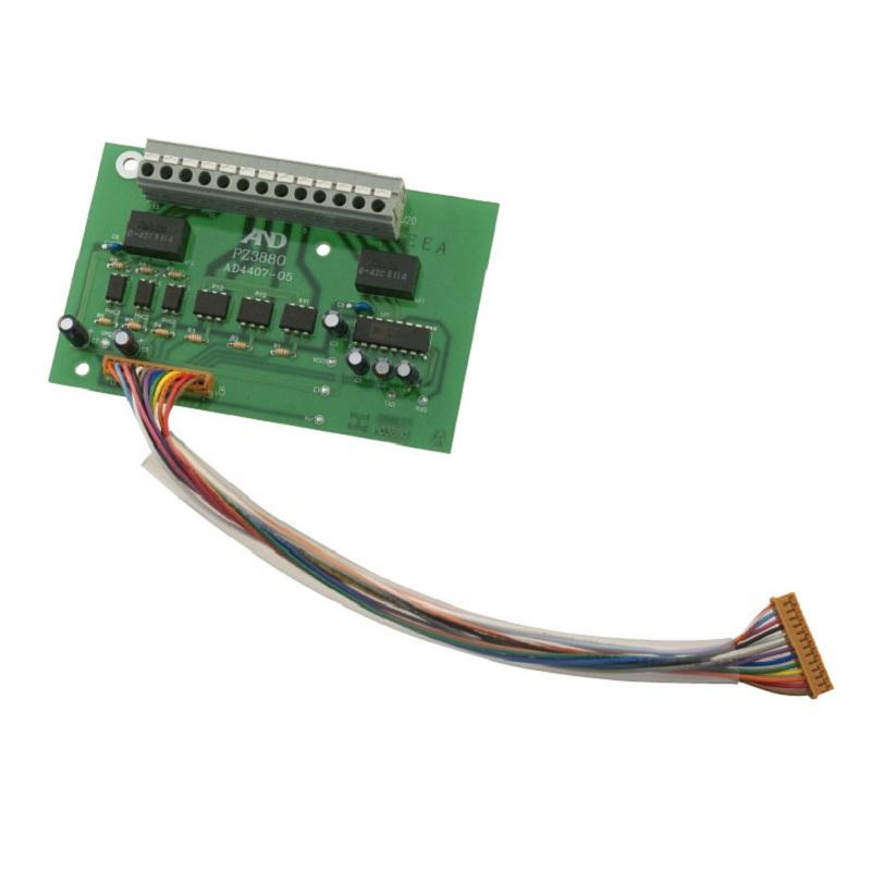 【�潟Gー・アンド・デイ】AD4407-05  RS-232C(端子形状)+リレー出力+コントロール入力