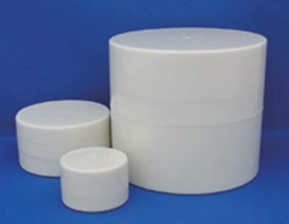 【�椛蜷ウ天びん製作所】円盤型分銅20g用プラスチックケース
