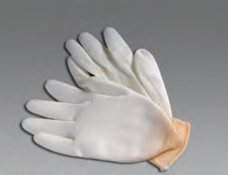 【�椛蜷ウ天びん製作所】重量作業用ゴム処理布手袋:S/M/Lを指定して下さい
