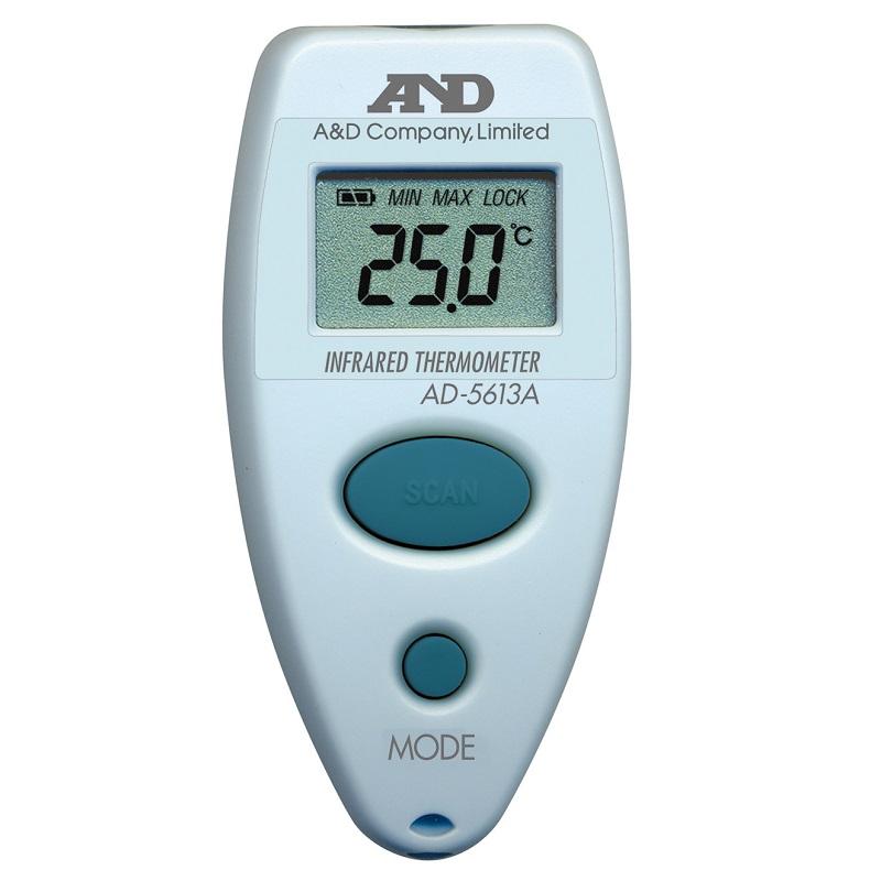 【�潟Gー・アンド・デイ】コンパクト赤外線放射温度計  AD-5613A