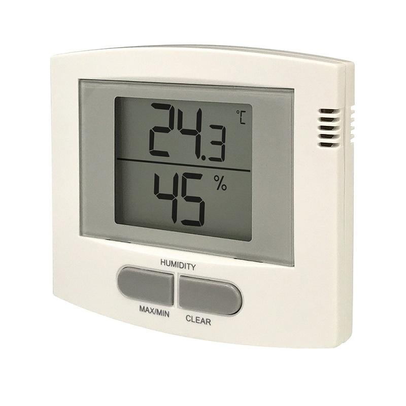 【�潟Jスタム】据置型デジタル温湿度計  510H